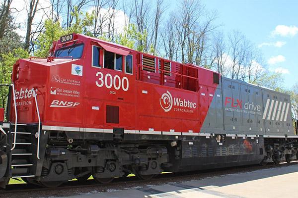 Wabtec Unveils World's First Battery-electric Cargo Train - autojosh