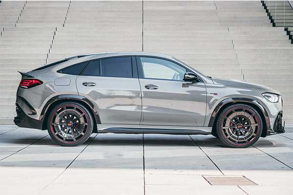 Brabus Unleashes World Fastest SUV In The 900 Rocket Edition