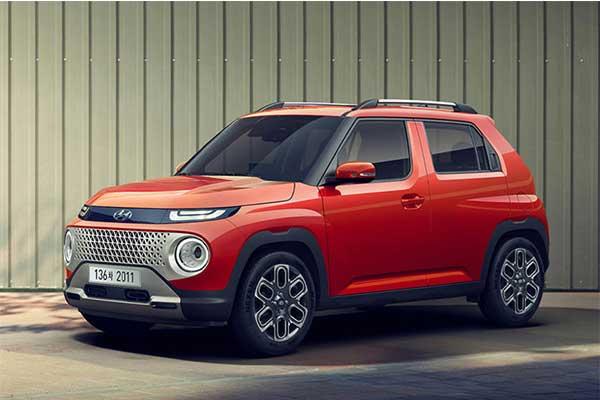 Take A Look At Hyundai's Smallest SUV Called Casper