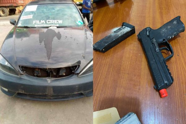 Customs Intercepts Imported Car With Arm & Ammunition At Tincan Port; Driver, Clearing Agent Arrested - autojosh