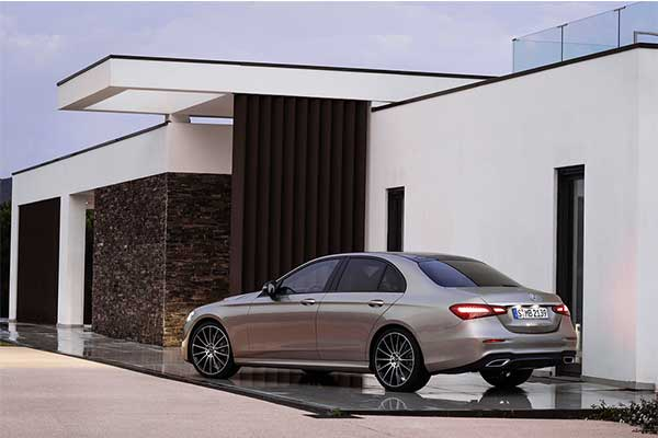 Weststar Delivers The New 2021 E-Class Saloon To Showrooms Nationwide