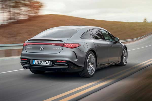 Mercedes-Benz EQS Gets The AMG Treatment With Up To 751Hp (Photos)