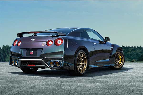 """Nissan Launches """"Very Limited Edition"""" 2022 GT-R T-Spec"""
