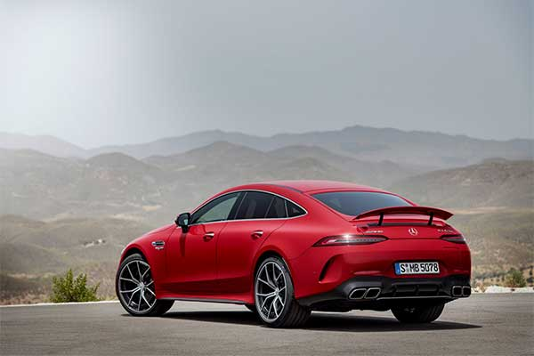 Mercedes-Benz Unleashes Most Powerful AMG Vehicle In The GT63s E Performance