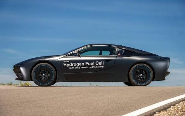 German Auto Giants Thinks Hydrogen-Powered Cars Is The Future - autojosh