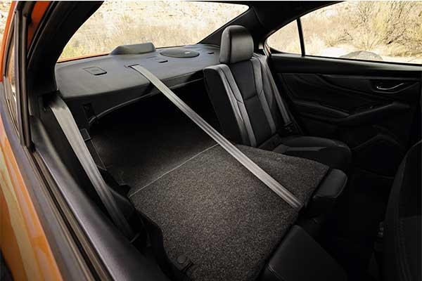 Last Of Its Kind Subaru Impreza WRX Performance Sedan Makes A 2022 Return