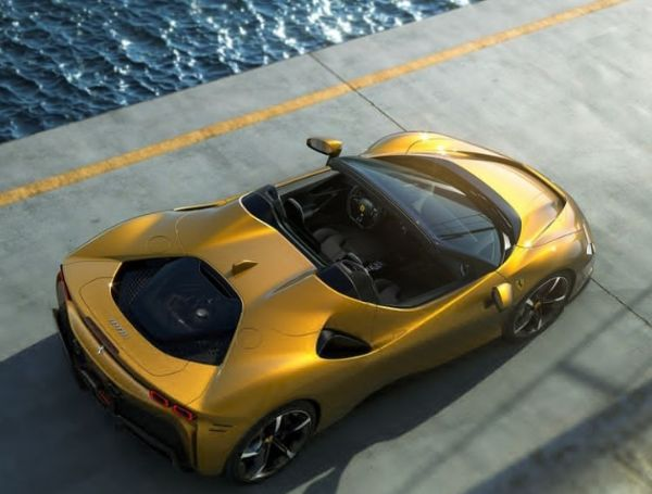 Italy Wants EU To Exempt Ferrari And Lamborghini From Internal Combustion Engine Ban - autojosh