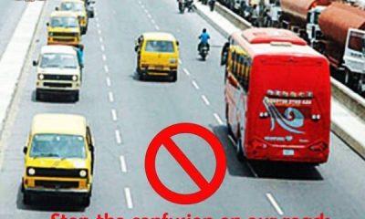 Obey Traffic Rules, Don't Drive Against Traffic, Lagos Warn Motorists - autojosh