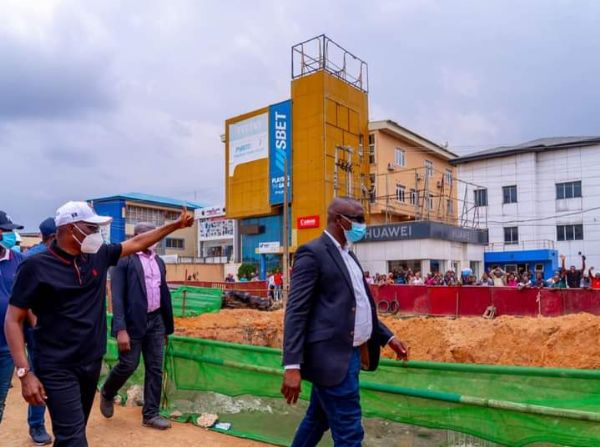 We'll Complete Red, Blue Line Train Projects As Promised - Sanwo-Olu - autojosh
