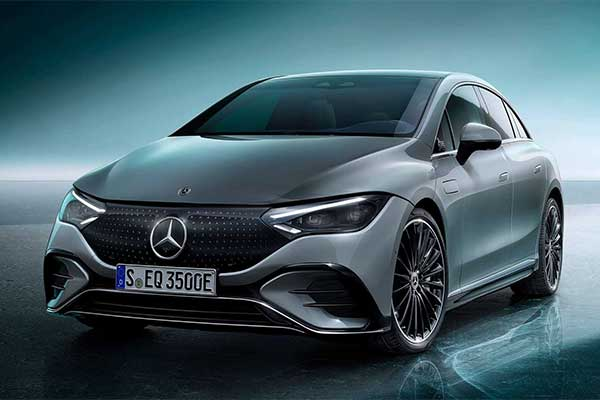 Want To Order A Brand New Mercedes? Deliveries Will Be In A Year's Time