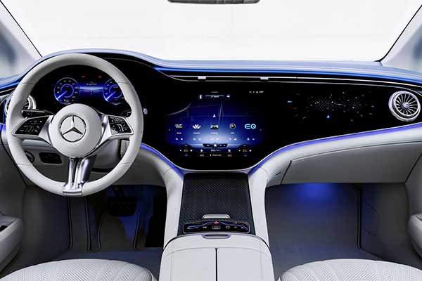Mercedes-Benz Unveils Smaller But Equally Equipped EQE EV (Photos)