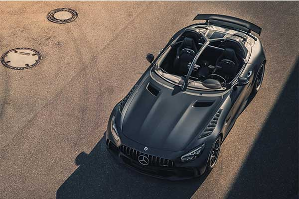 Check Out The Mercedes-AMG GT R SpeedLegend Which Is Very Rare