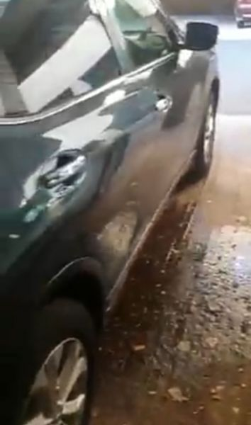 Amid Petrol Shortage In UK, Nigerian Reveals How Thieves Stole Fuel From His Car, Others - autojosh
