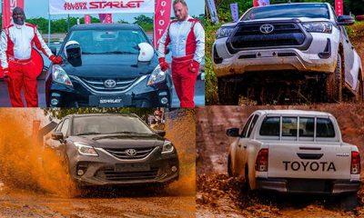Buhari's 50 Car Convoy, NPF Emergency No, Kia Sonet, Seltos Arrives In Nigeria, Automotive News You Missed In September - autojosh