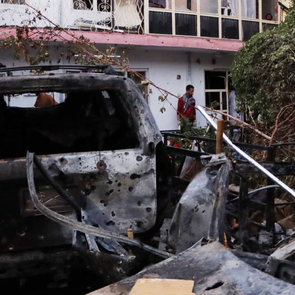 US Military Admits Killing 10 Civilians And Targeted Wrong Vehicle In Kabul Drone Strike - autojosh