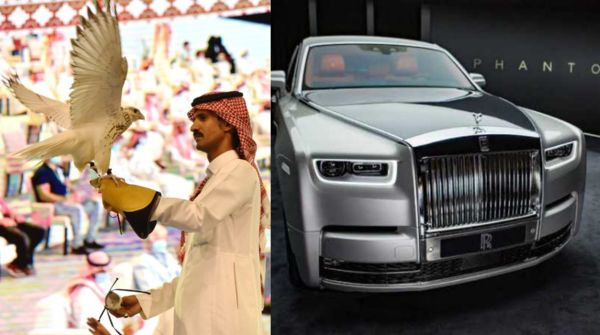 $472,500 : World's Most Expensive Bird Just Sold For The Price Of A Rolls-Royce Phantom 8 - autojosh