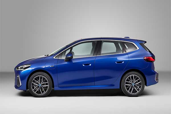 BMW's Only Minivan, The 2-Series Active Tourer Gets Renewed For 2022