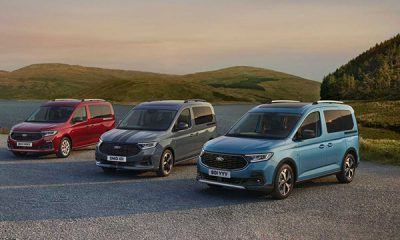 2022 Ford Tourneo Connect Debuts In Europe As Rebadged VW Caddy - autojosh