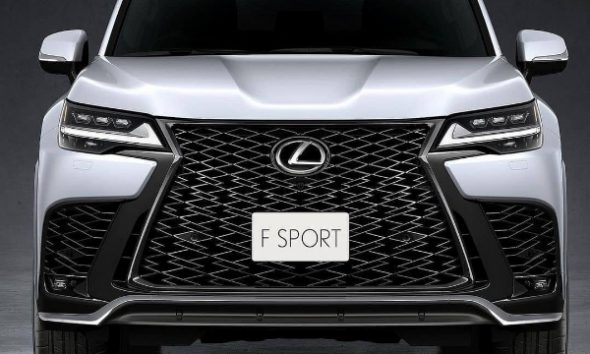2022 Lexus LX 600 F SPORT And Japan-only LX 600 Offroad, First Look - Autojosh