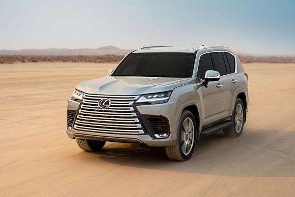 Say Hello To The 2022 Lexus LX 600 SUV - autojosh