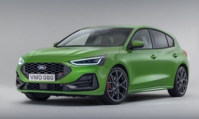 2022 Ford Focus Facelift Unveiled With SYNC 4 Infotainment System - autojosh