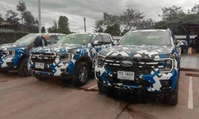 New Ford Ranger Teased Again Ahead Of Reveal - autojosh