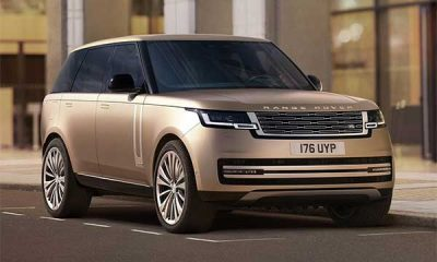Official: Fully Electric Range Rover Is Coming In 2024 - autojosh