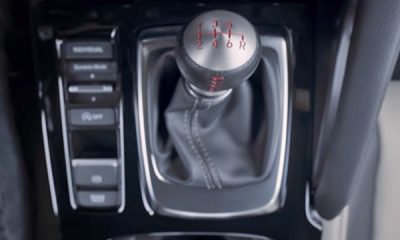 Upcoming 2022 Acura Integra Will Offer A Six-speed Manual Transmission - autojosh