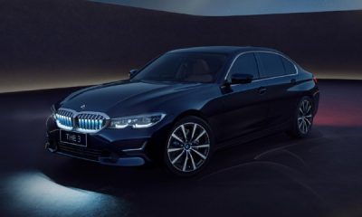 India-only BMW 3 Series Gran Limousine Iconic Edition Comes With An Illuminated Grille - autojosh