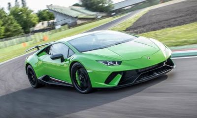 Danish Police Seize 'Speeding' $310K Lamborghini Few Hours After Purchase, To Be Auctioned Off - autojosh
