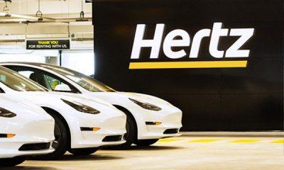 Car Rental Company Hertz Orders 100,000 Tesla Model 3 Worth $4.2 Billion - autojosh