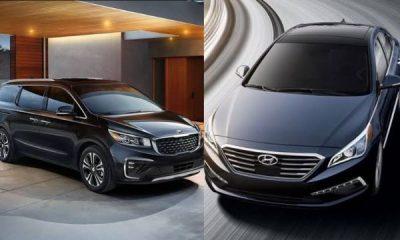 Hyundai, Kia Recalls 550,000 Vehicles Cos Of Turn Signal That Flashes In Wrong Direction - autojosh