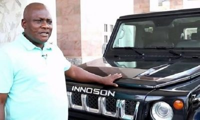Innoson Launches Finance Scheme That Allows You To Buy Your Dream Car And Pay Within 36 Months - autojosh