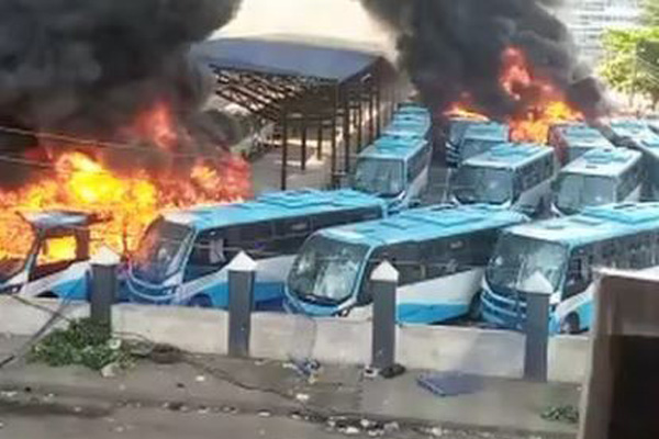 Lagos Launches Security Force To Protect BRT, LAMATA Facilities, Ahead Of Oct. 20 #EndSARS Protest Anniversary - autojosh