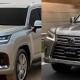 Features, Photos Comparison : Lexus LX 600 Versus Lexus LX 570 - autojosh