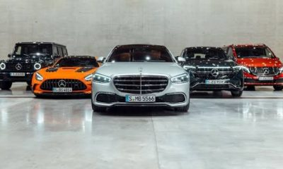 Mercedes-Benz Cars Delivered 1,617,508 Vehicles Between January And September, Thanks To China - autojosh