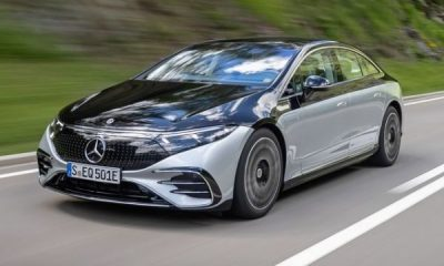 Mercedes-Benz EQS Electric Sedan Will Go 350-miles On Full Charge, Priced Between $103K And $126K - autojosh