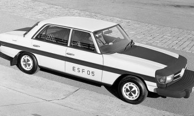 Mercedes Celebrates 50th Anniversary Of ESF 05, Its First Experimental Safety Vehicle - autojosh