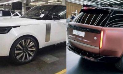New 2022 Range Rover Leaked Ahead Of October 26 Reveal - autojosh