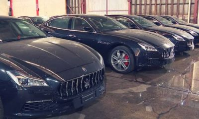 Govt Of 'Poor' Papua New Guinea Struggles To Sell 40 Maseratis It Bought To Host Apec Conference In 2018 - autojosh