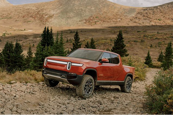 Rivian Intends To Produce Battery Cells In-House