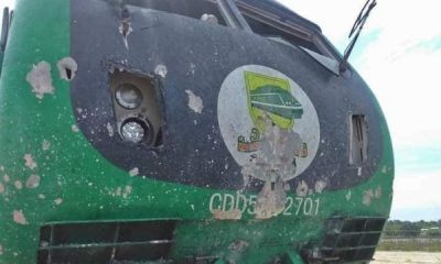 Photos : Terrorists Bombed, Opened Fire On Kaduna-Abuja Train - Shehu Sani - autojosh