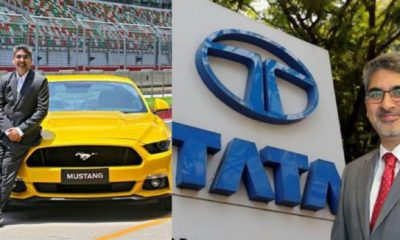 Former Ford India MD Joins Tata Motors After U.S Automaker Stopped Operations In The Country - autojosh