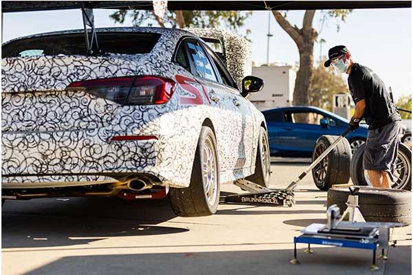 2022 Honda Civic Si To Undergo 25 Hours Racing At The Thunderhill Raceway