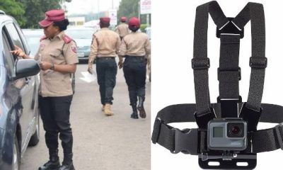 FRSC Deploys Body Cameras To Curb Misconduct, Improve Operations - autojosh