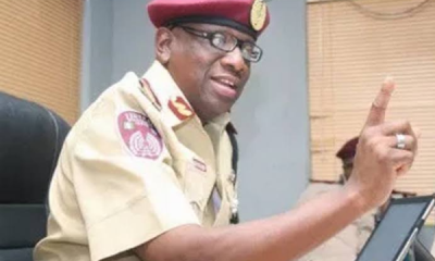 FRSC Warns Motorcycle, Tricycle Riders In Lagos To Get Approved Driver's Licence To Avoid Arrest - autojosh