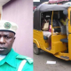 Keke Marwa Driver Returns N500,000 Cash Some Traders Left In His Tricycle In Jos - autojosh