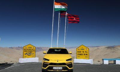 Lamborghini Urus Unlocks 86km 'World's Highest Motorable Road', Stands 19,300ft Above Sea Level - autojosh