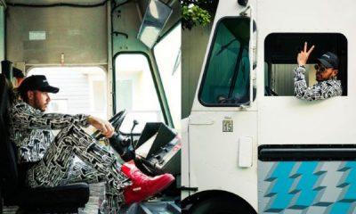 Lewis Hamilton's 'Side Hustle' Makes F1 Champ The Fastest Delivery Truck Driver - autojosh