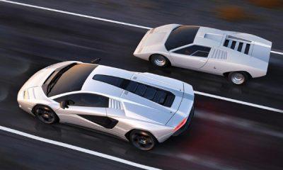 83 Year Old Gandini, Designer Of Original Lamborghini Countach, Doesn't Like The New Countach - autojosh